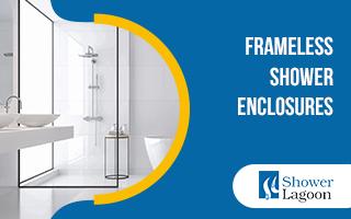 Transform Your Bathroom with a Frameless Shower Enclosure
