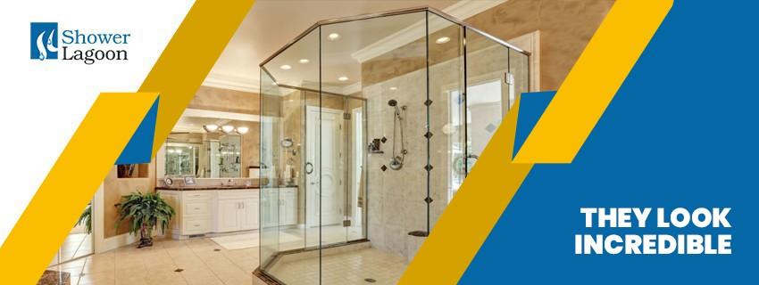 Frameless Shower Modern Design